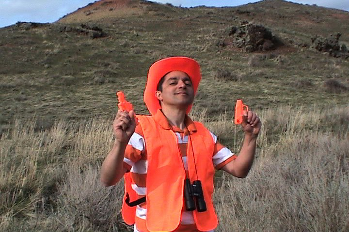 The Orange Cowboy, still from video