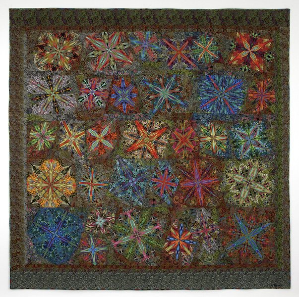 Kaleidoscopic XXXVIII: Millifiori