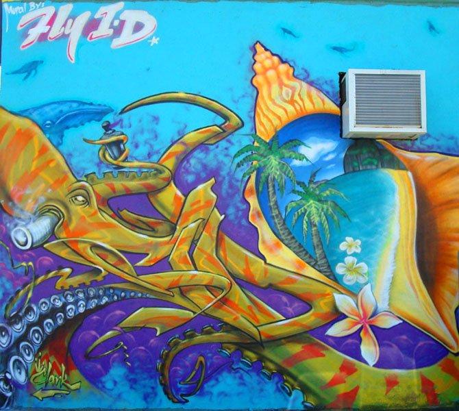 Cid Octopus