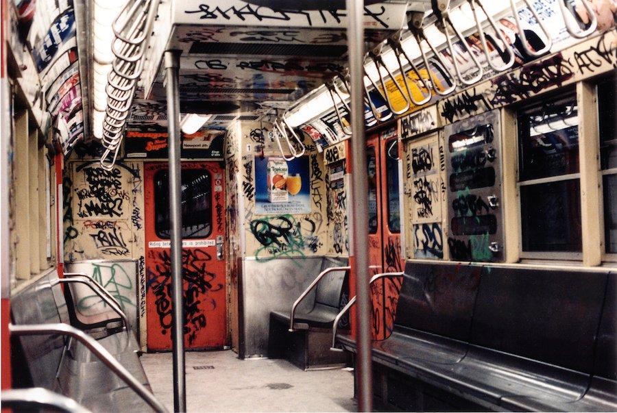 #1 Train, NYC