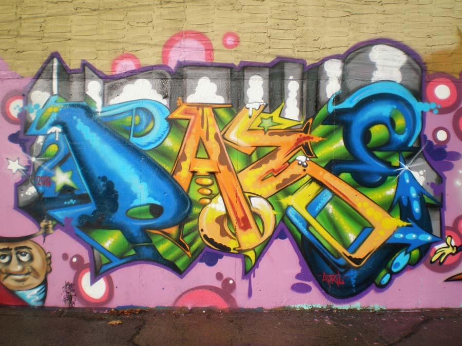 Daze - Hunts Point Mural