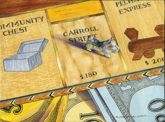 City Island Monopoly VI