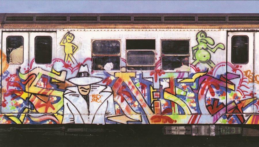 ONE TRAIN