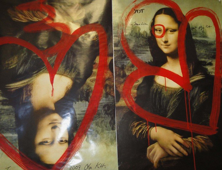 Love, Mona Lisa