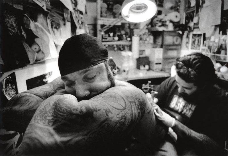 BENSONE Tattoos #2
