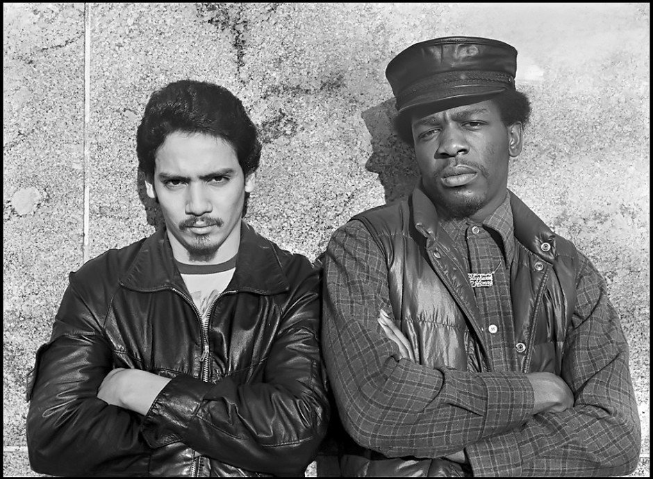 Vintage - Cold Crush Brothers, South Bronx Shoot