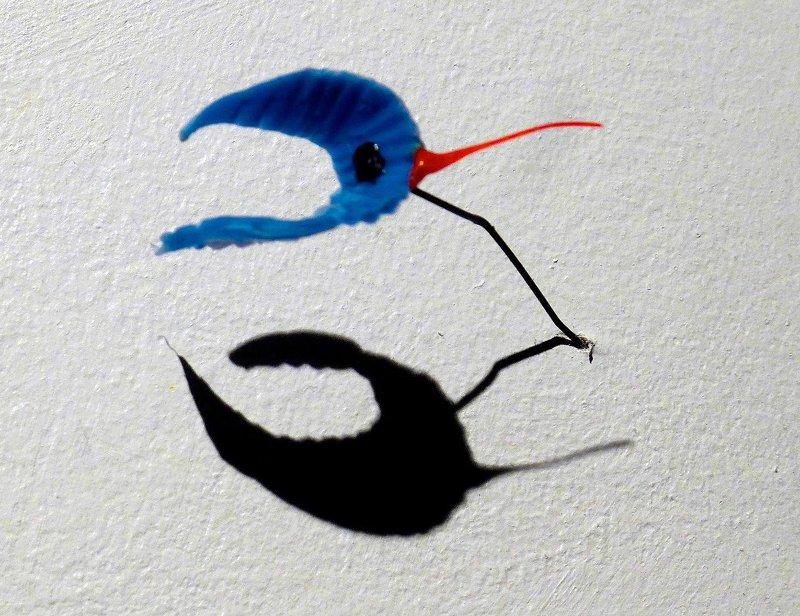 Les Oiseaux (Detail)