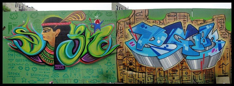 Goin' Gano Green - Brooklyn, SIENIDE X BG183