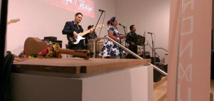 La Santa Cecilia / Bronx Museum-Ron Kavanaugh