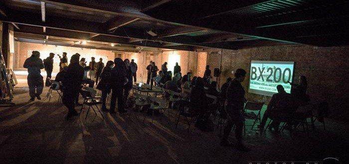 BX200 Virtual Artist Studios @ No Longer Empty, Bronx Court House, Photos by Ignacio Soltero ©2015, deejaysoul@yahoo.com