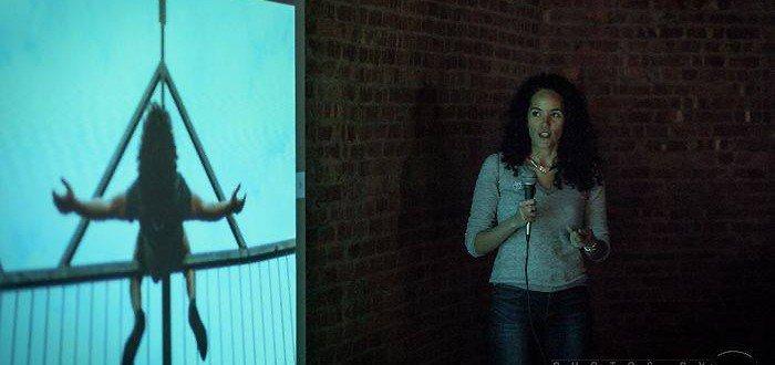 Melanie Gonzalez, BX200 Virtual Artist Studios @ No Longer Empty, Bronx Court House, Photos by Ignacio Soltero ©2015, deejaysoul@yahoo.com