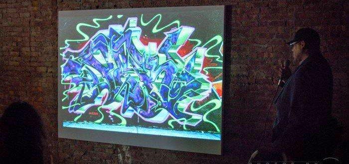 PerOne, BX200 Virtual Artist Studios @ No Longer Empty, Bronx Court House, Photos by Ignacio Soltero ©2015, deejaysoul@yahoo.com