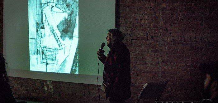 Olga Kitt, BX200 Virtual Artist Studios @ No Longer Empty, Bronx Court House, Photos by Ignacio Soltero ©2015, deejaysoul@yahoo.com