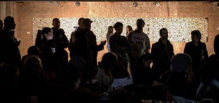 04/26/2015, BX200 Virtual Artist Studios @ No Longer Empty, Bronx Court House, Photos by Ignacio Soltero ©2015, deejaysoul@yahoo.com