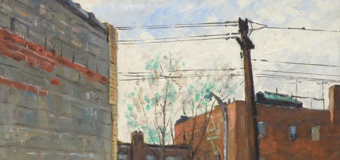 William P. Folchi, (1922-1992) | Bronx scenes from the 1950s and 1960s