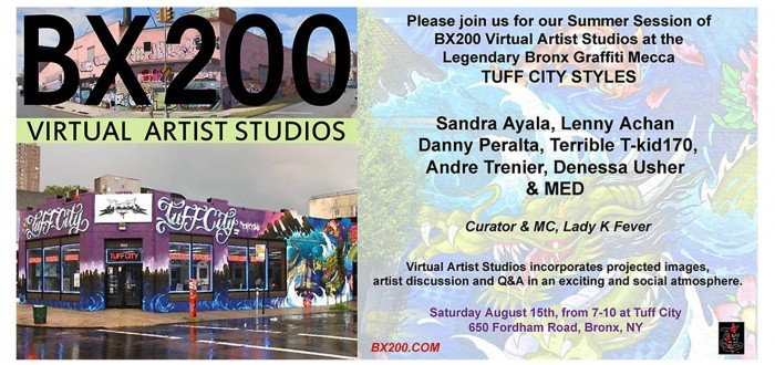 BX200 Virtual Artist Studio @ Tuff City Styles