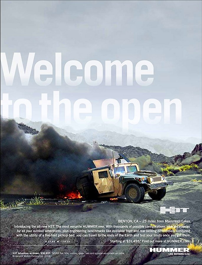 Welcome to the Open