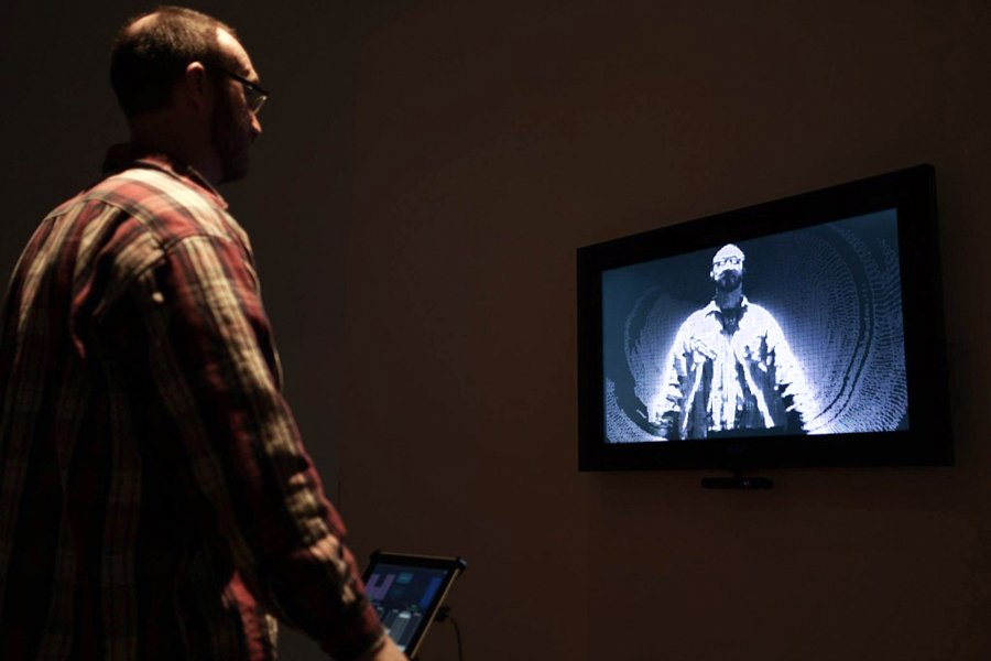 Picturing You Dylan Otts (Installation View At Everson Museum)