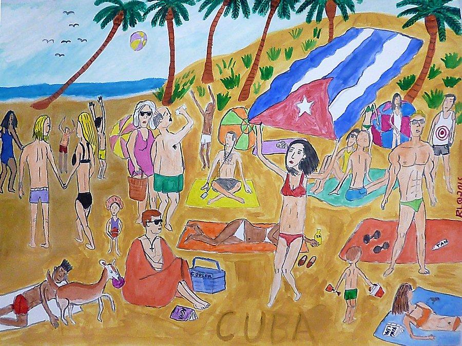 Cuba in Summertime