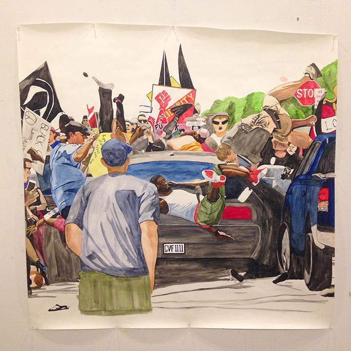 Charlotteville Riot