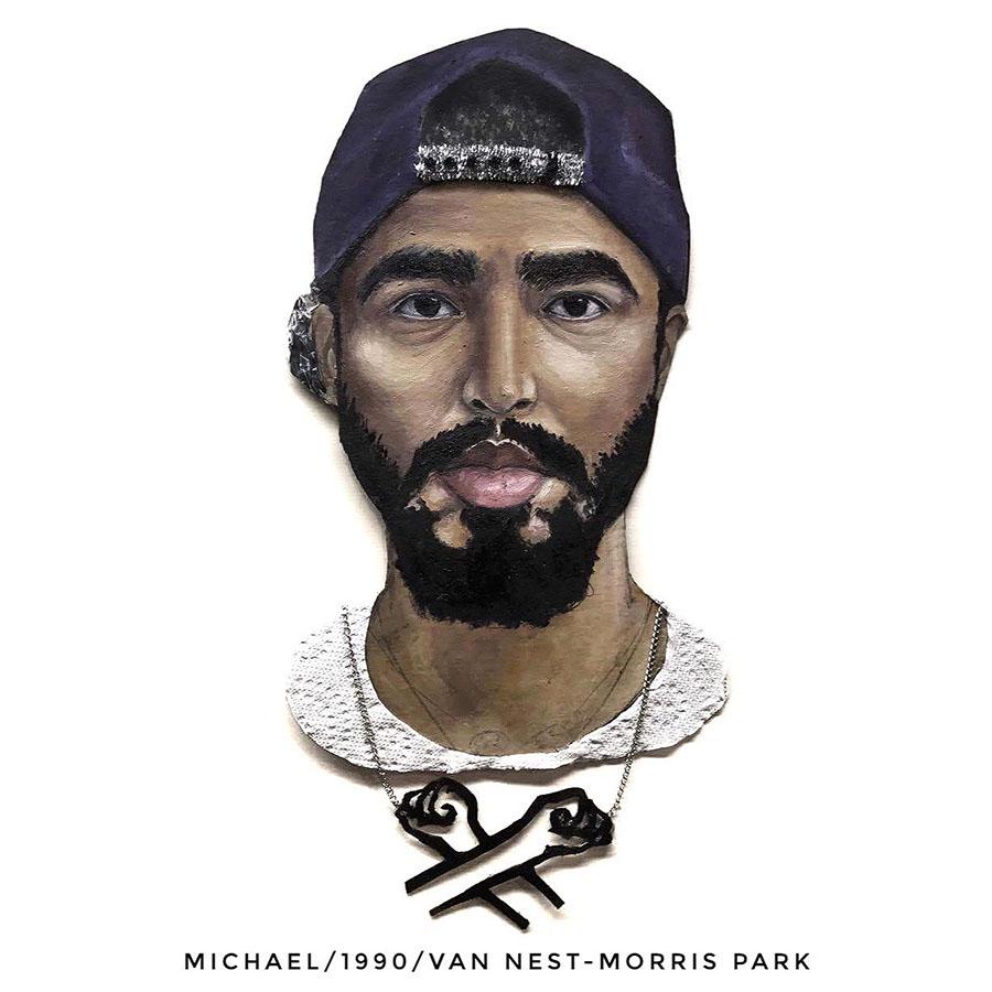 Michael/1990/Van Nest-Morris Park