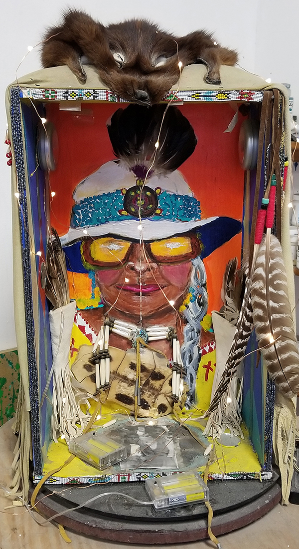 Margarita Pocahontas ShiningMoon Shrine