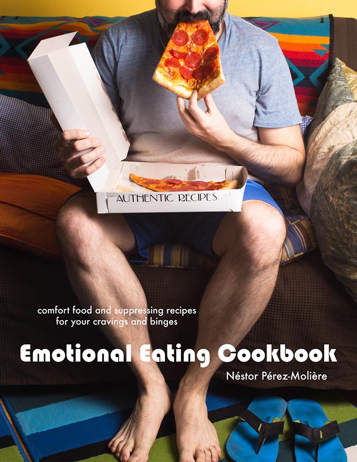 Emotional Eating Cookbook (cover)